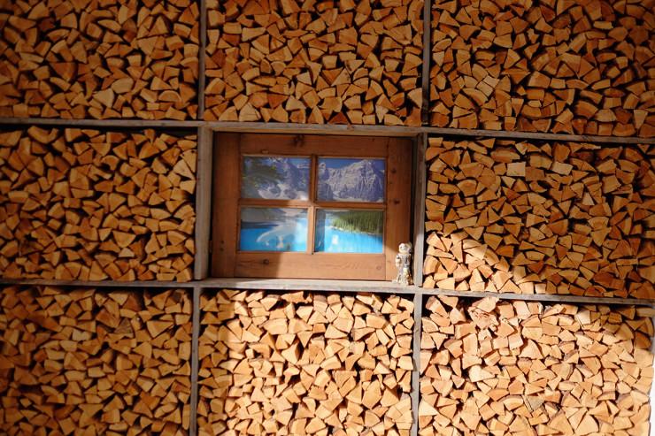 Stubaiblick Holz