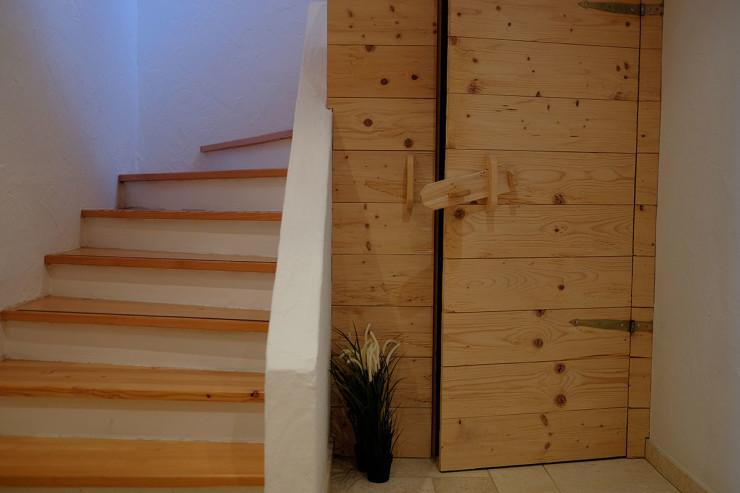 Stubaiblick Treppe