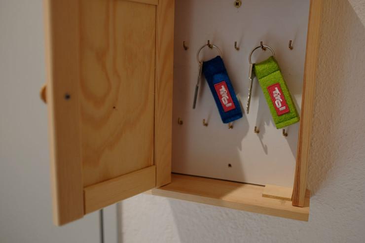 Stubaiblick-Schlüssel