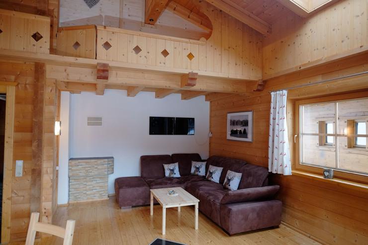 Stubaiblick Sofa Wohnzimmer